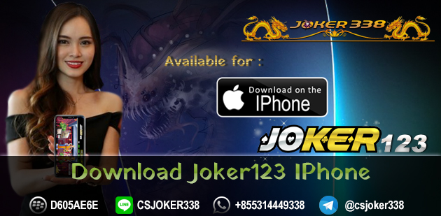 Download Joker123 Iphone